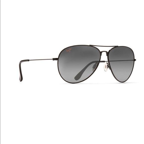 f6b35b51d325 Maui Jim Sunglasses -Black Mavericks. M_5ac1422c05f430de6bb193d4